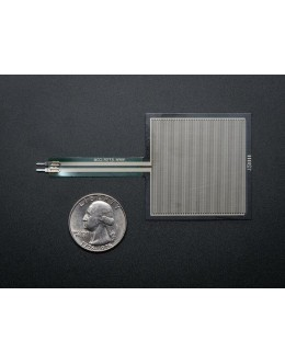 Square Force-Sensitive Resistor (FSR)