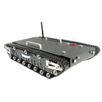 WT-500S Smart RC Tracked Tank RC Robot Car Base Chassis
