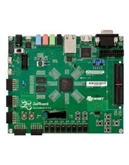 ZedBoard - Zynq SoC Development Board with FMC LPC/JTAG/UART Interface