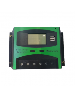 Solar Charge Controller - 60A PWM (Restar)