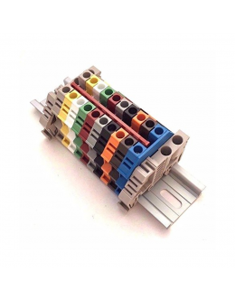 Terminal Block (DIN Rail Mount)