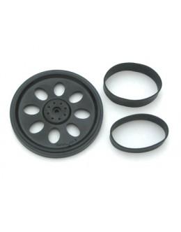 Servo Wheel
