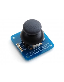 Analog 2-axis Thumb Joystick with Select Button + Breakout Board