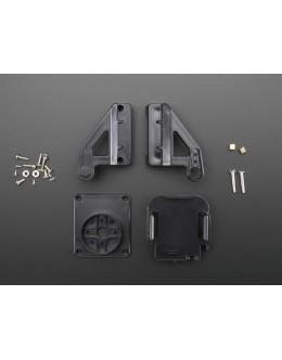 Unassembled Mini Pan-Tilt Kit (Without Micro Servos)