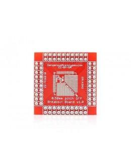 xQFP breakout board - 0.5mm