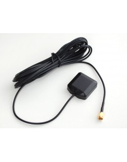 GPS Antenna - External Active Antenna - 3-5V 28dB - 5 Meter SMA cable