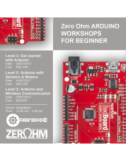 Level 2: Arduino with Sensors and Motors