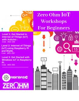 Level 2: Internet of Things (IoT) using Raspberry Pi and Blybk