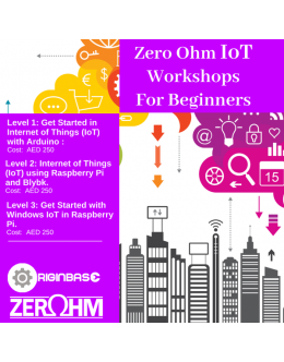 Level 3: Get Started with Windows IoT in Raspberry Pi.