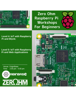 Level 4: IoT with Raspberry Pi and Blynk