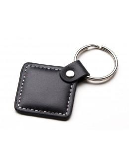 MiFare Classic (13.56MHz RFID NFC) Leather Keychain Fob