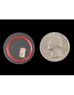 MiFare Classic (13.56MHz RFID/NFC) Clear Tag