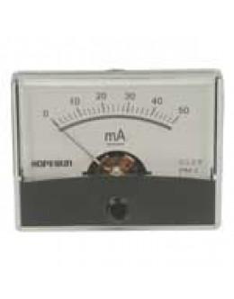 Panel meter analog DC