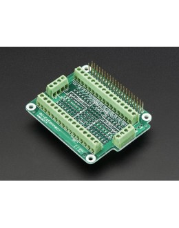 Pi-EzConnect Terminal Block Breakout HAT