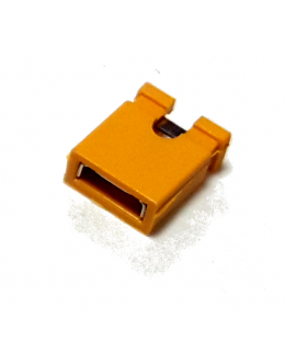 Jumper Link - Orange - 0.1""