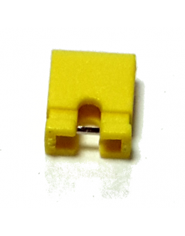Jumper Link - Yellow - 0.1""