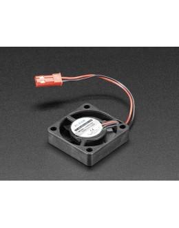 Miniature 5V Cooling Fan for Raspberry Pi